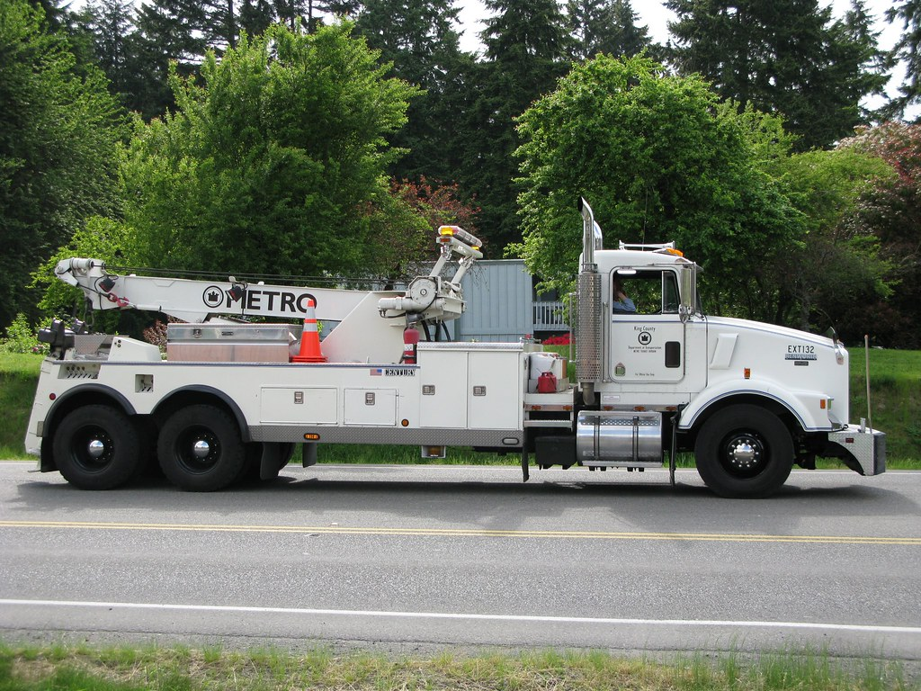 Discover More Information about Truck Towing Service